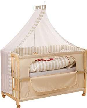 stubenbett 4 in 1 von roba vereint mobilit t und gem tlichkeit us79. Black Bedroom Furniture Sets. Home Design Ideas