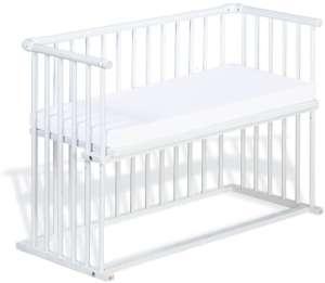anstellbett das baby bett pinolino zum verlieben finden beistellbett test. Black Bedroom Furniture Sets. Home Design Ideas