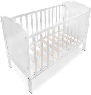 Babybett Weiss Komplett : babybett wei 70x140 komplett g nstig kaufen beistellbett test ~ Indierocktalk.com Haus und Dekorationen
