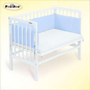 beistellbett fabimax mit nestchen und matratze beistellbett test. Black Bedroom Furniture Sets. Home Design Ideas