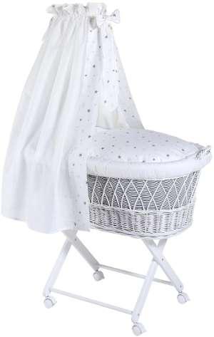 stubenwagen als babybett welches kinderbett kaufen beistellbett test. Black Bedroom Furniture Sets. Home Design Ideas