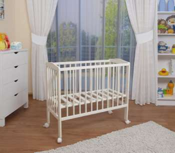 waldin beistellbett wei baby bett test anleitung. Black Bedroom Furniture Sets. Home Design Ideas
